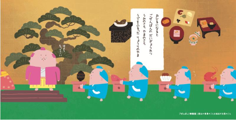 Pitucure book in Wagashi Nerikiri kit