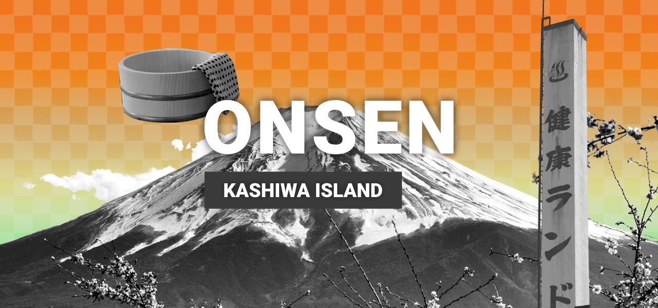 The best Onsen in Kashiwa Island, Kochi